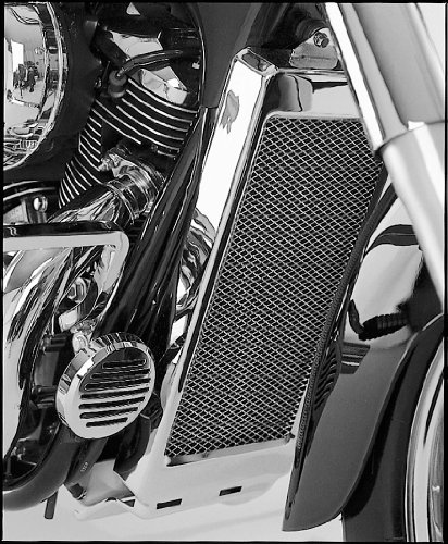 Show Chrome Mesh Radiator (Show Chrome Accessories 1-234 Mesh Radiator Grille)