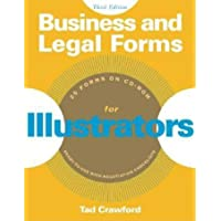 Business and Legal Forms for Illustrators (Business and Legal Forms Series)