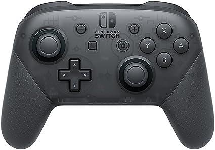 Nintendo Switch - Mando Pro Controller, Con Cable USB: Amazon.es: Videojuegos