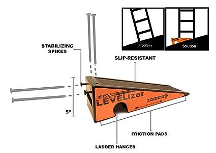 The Levelizer: Fast, Safe, U0026 Easy Ladder Leveling