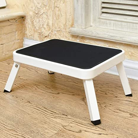 Super Amazon Com Fancuistore Stool Family Folding Ladder Stool Onthecornerstone Fun Painted Chair Ideas Images Onthecornerstoneorg