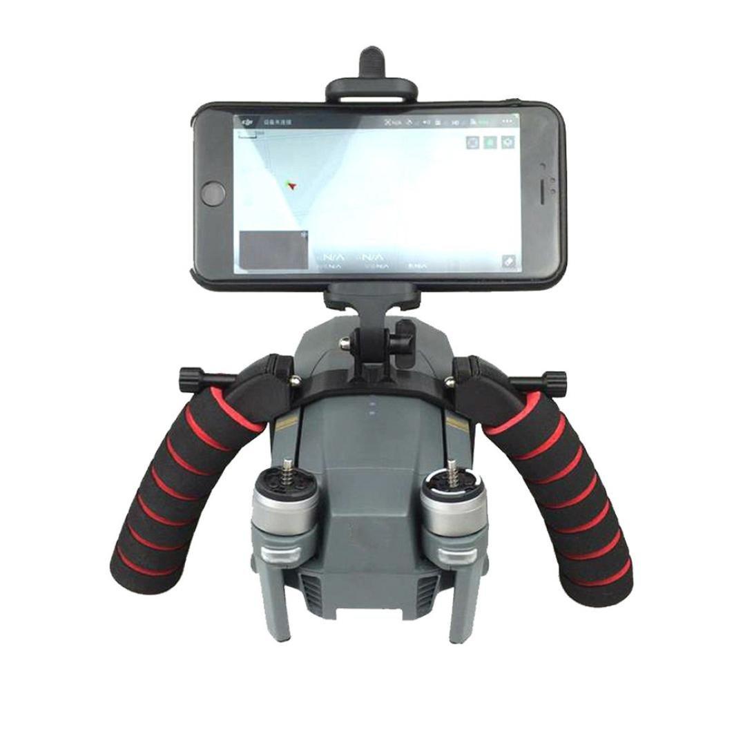 Ularma 3D Imprimer Porte-boucle de main Support Poche Pour Dji Mavic Pro RC Drone