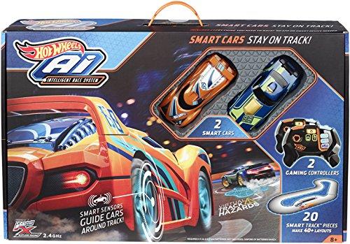 Hot Wheels A.I. Intelligent Race System Starter Kit Includes