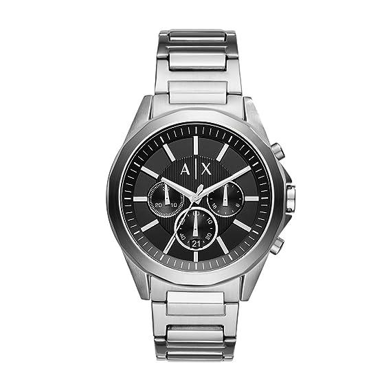 e31b37d3f7b7 Reloj ARMANI EXCHANGE - Hombre AX2600  Amazon.es  Relojes