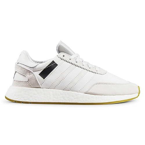 watch 4eea5 59c1e adidas - I-5923 Hombres, Blanco (CrywhtFtwhtGum3), 40 ADIDAS Amazon.es Zapatos  y complementos