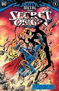 Dark Nights: Death Metal The Secret Origin (2020-) #1 (Dark Nights: Death Metal (2020-))