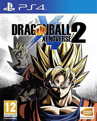 Dragon Ball Xenoverse 2 Standard Edition Playstation 4 Amazon Es