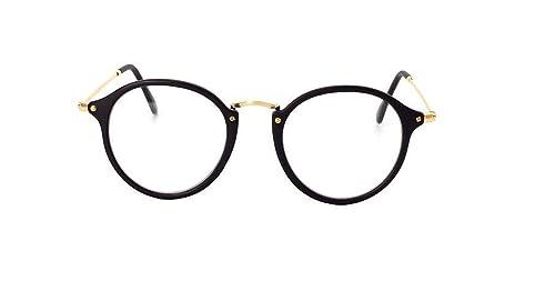 Montura De Gafas Ultra-ligero Marco Transparente Dama De Moda Simples Gafas De Espejo Plano
