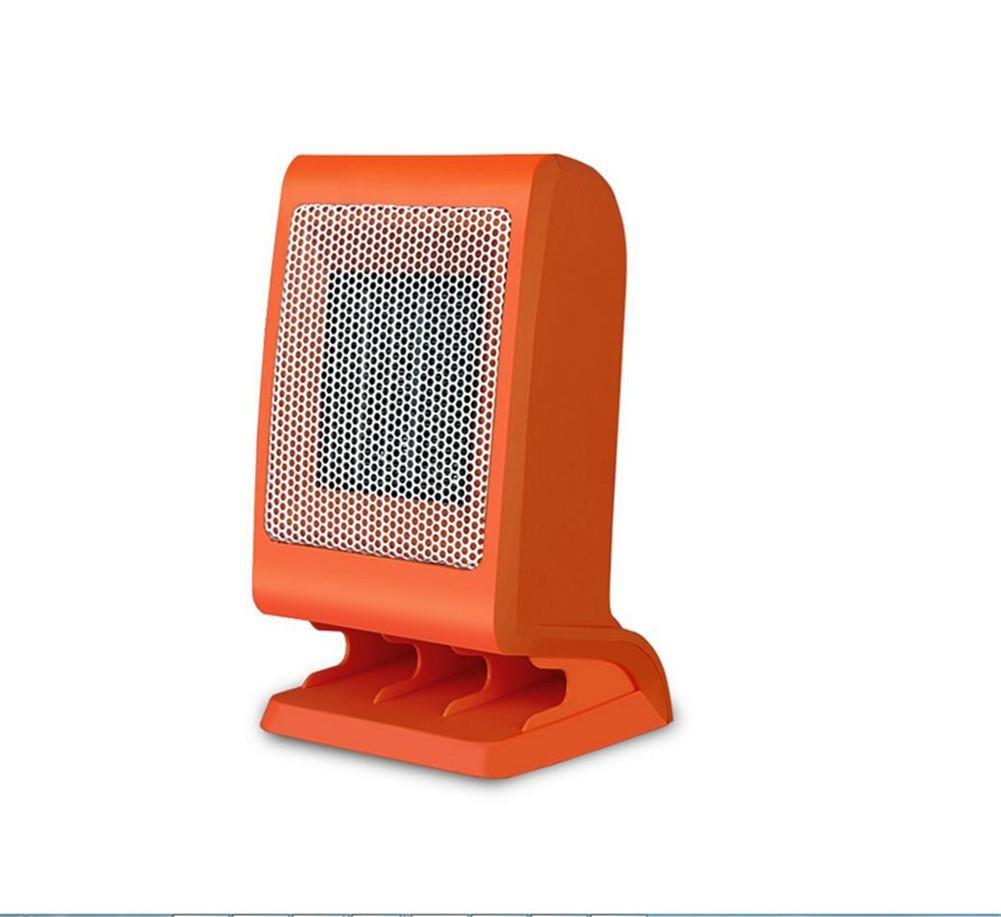 Acquisto Mini Riscaldatore PTC Riscaldamento in ceramica Creative Home Office Camera da letto Mini scrivania Mini riscaldatore Prezzi offerte