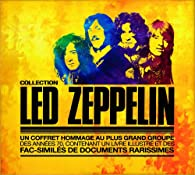 Led Zeppelin collection par Chris Welch