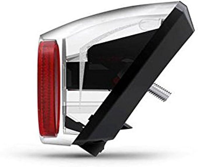 Yakri /étanche LED Rouge Fonctionne /à l/énergie solaire pour v/élo arri/ère S/écurit/é lumi/ère 320/degr/é visible /à Gamme