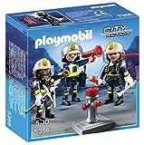Playmobil Fire Rescue Crew Building Set