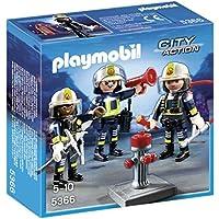 PLAYMOBIL Fire Rescue Crew Set