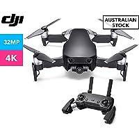DJI Mavic Series Portable Drone, Onyx Black (DJIMVAIR-B)