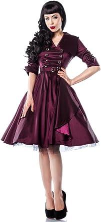 Rockabilly Sukienka -: Odzież