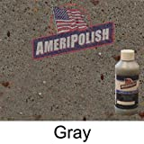 Ameripolish Dye Classic Solvent Based Concrete Dyes (1 Gallon, Gray)