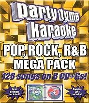 Party Tyme Karaoke - Pop, Rock, R&B Mega Pack (128-song Mega Pack) [8