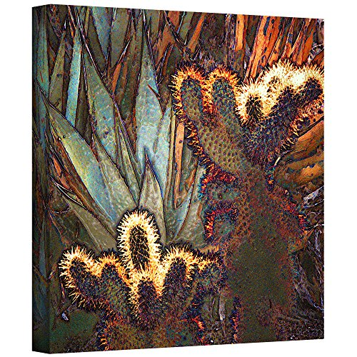 Art Wall 'Borrego Cactus Patch'  by Dean Uhlinger