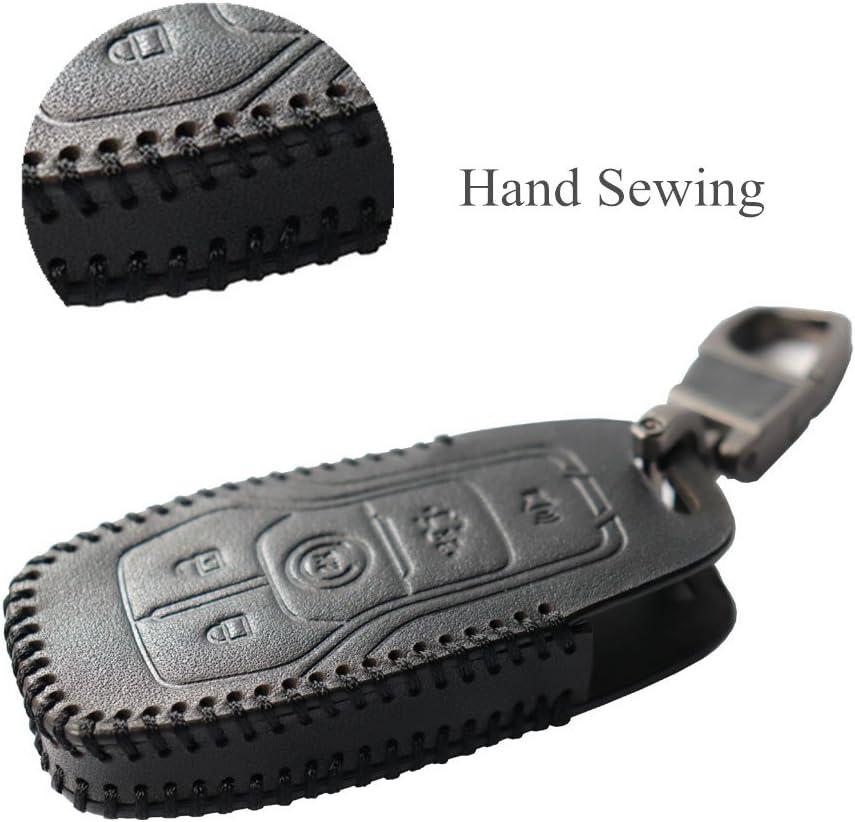 L-TAO Genunie Leather car Key Chains AUD