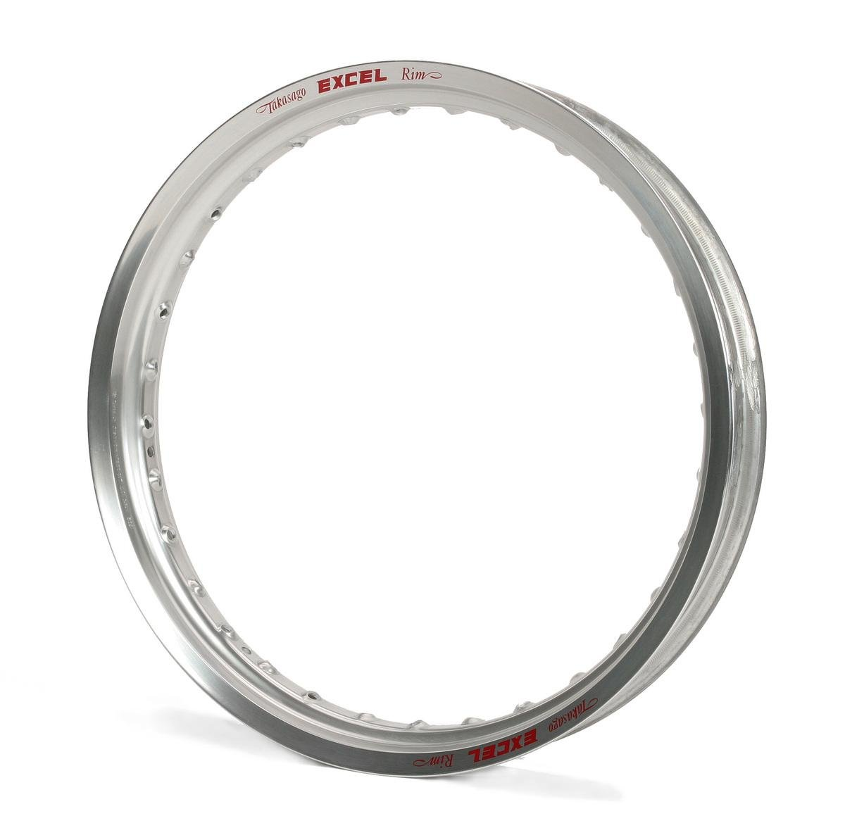 Excel FDS406 Silver 18' x 1.85' 36 Hole Takasago Rim