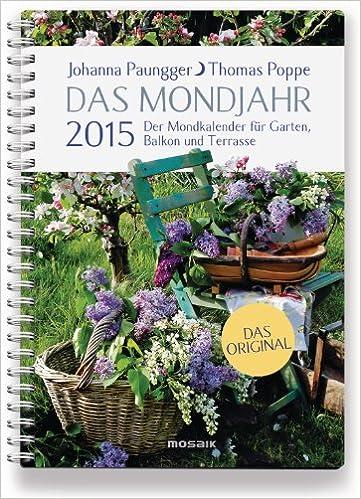 Mondkalender 2014 für Garten verbindung zwischen mond