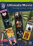 Ultimate Movie Instrumental Solos: Trumpet, Level 2-3 + CD