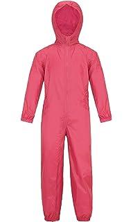 8b37d3dde6d Wetplay Puddle Splash Rain Suit Waterproof All in One Kids Rainsuit  Childrens Childs Boys Girls