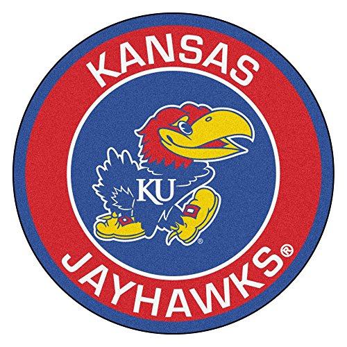 - University of Kansas Roundel Mat