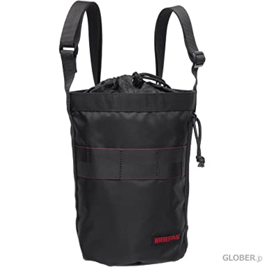 Mini Bucket Shoulder BRL473219: Black