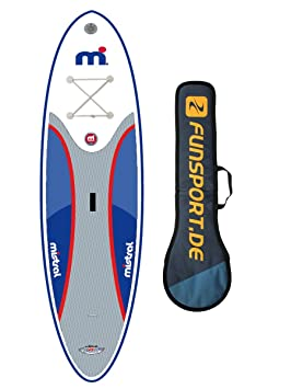 Mistral Crossover 10 0 Windsurf ISUP Inflatable tarjeta + Prolimit Paddle Bag FUN Sport