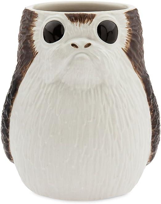 Porg Star Wars The Last Jedi Sculpted Coffee Mug Premium Gift Movie