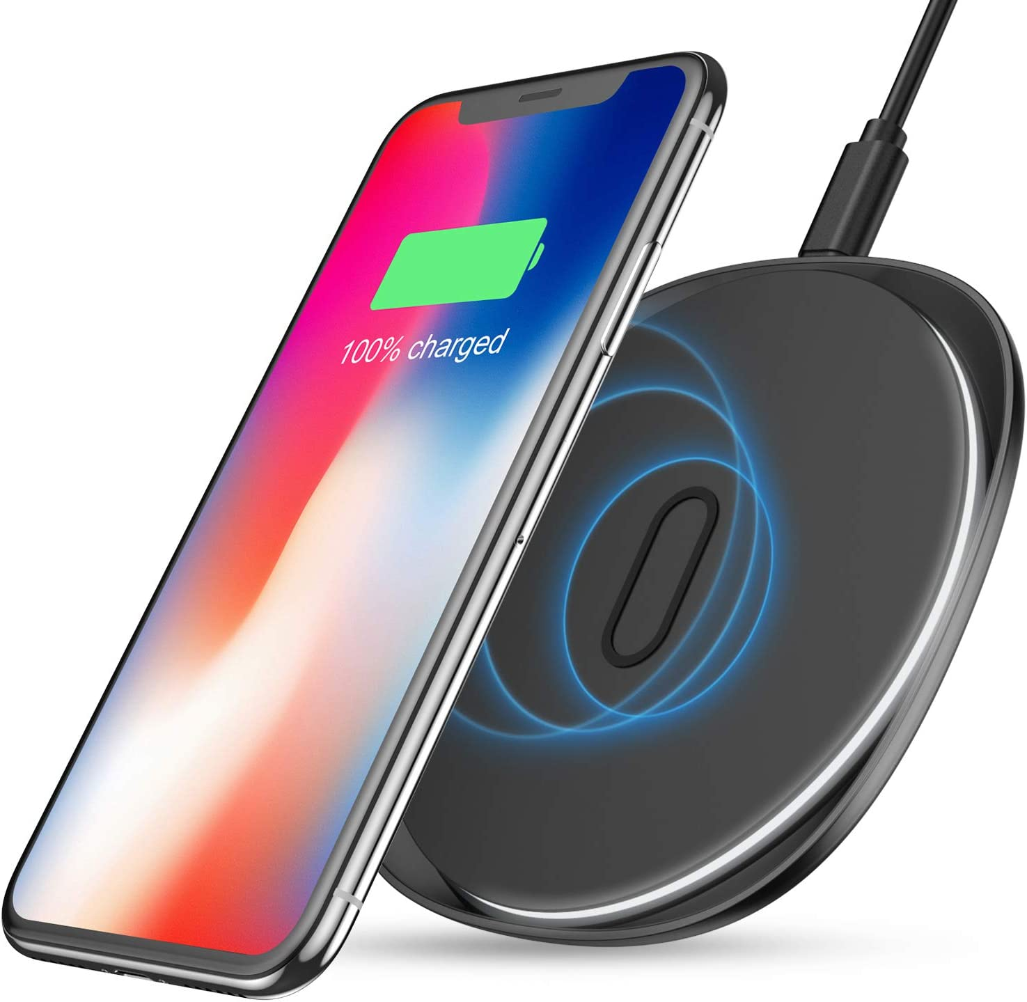 Fast Wireless Charger, 2016 upgraded