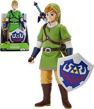 Nintendo Zelda Link figure 50cm: Amazon.es: Juguetes y juegos