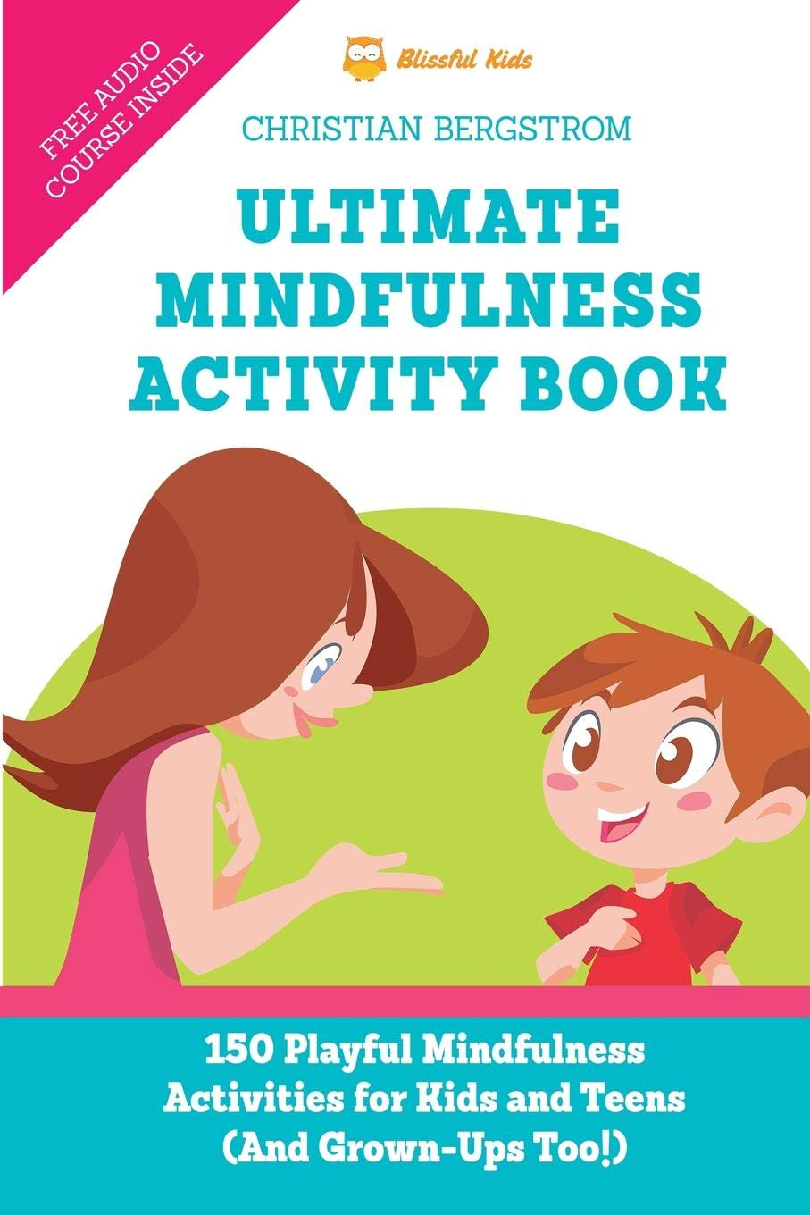 Ultimate Mindfulness Activity Book Activities product image