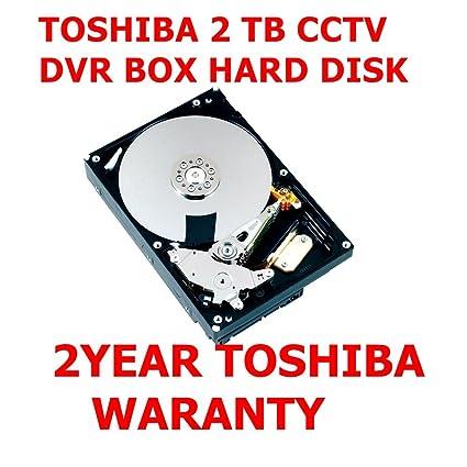 toshiba 2tb sata hdd cctv dvr hard disk amazon in electronics