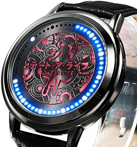 Wildforlife Anime Date a Live Kurumi Tokisaki Collector's Edition Touch LED Watch