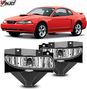 880 899 Car LED Bulb Fog Light Driving Headlight For Ford Mustang 1999-2004