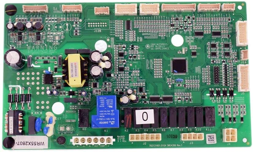 GE WR55X30805 Refrigerator Electronic Control Board Genuine Original Equipment Manufacturer (OEM) Part