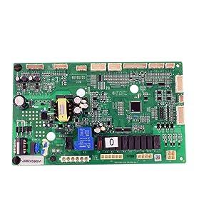 Ge WR55X29608 Refrigerator Electronic Control Board Genuine Original Equipment Manufacturer (OEM) Part