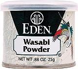 Eden Foods Wasabi Powder -- 0.88 oz - 2 pc