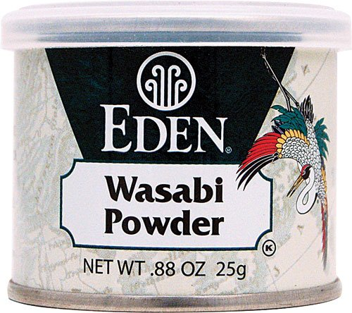 Eden Foods Wasabi Powder -- 0.88 oz - 2 pc