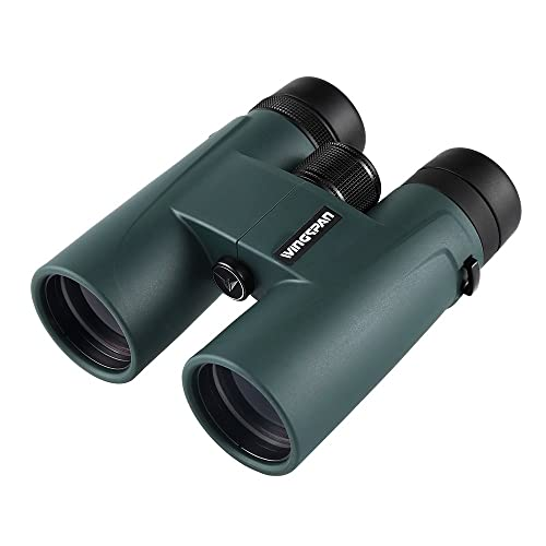 Wingspan Optics NaturePro HD 8X42 Professional Binoculars for Bird Watching