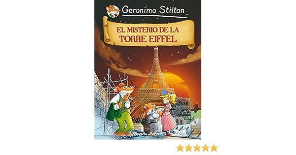 Amazon.com: El misterio de la Torre Eiffel: Cómic Geronimo Stilton 12 (Comic Geronimo Stilton nº 1) (Spanish Edition) eBook: Geronimo Stilton, ...