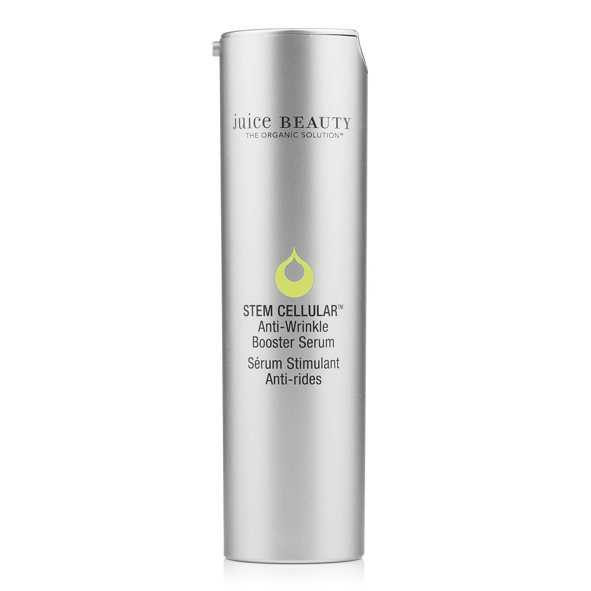 Juice Beauty Stem Cellular Anti-Wrinkle Booster Serum with Vitamin C, 1 Fl Oz