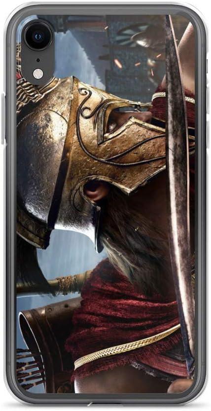 Coque Transparente Anti-Rayures pour iPhone Motif Assassin's Creed ...