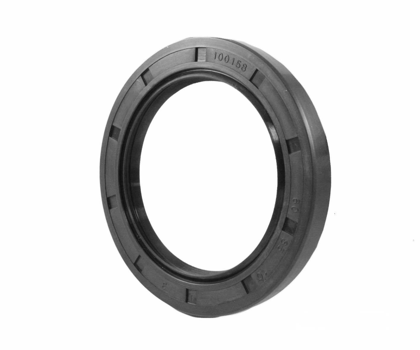 Oil Seal and Grease Seal TC 60X85X10 Rubber Double Lip with Spring 60mmX85mmX10mm