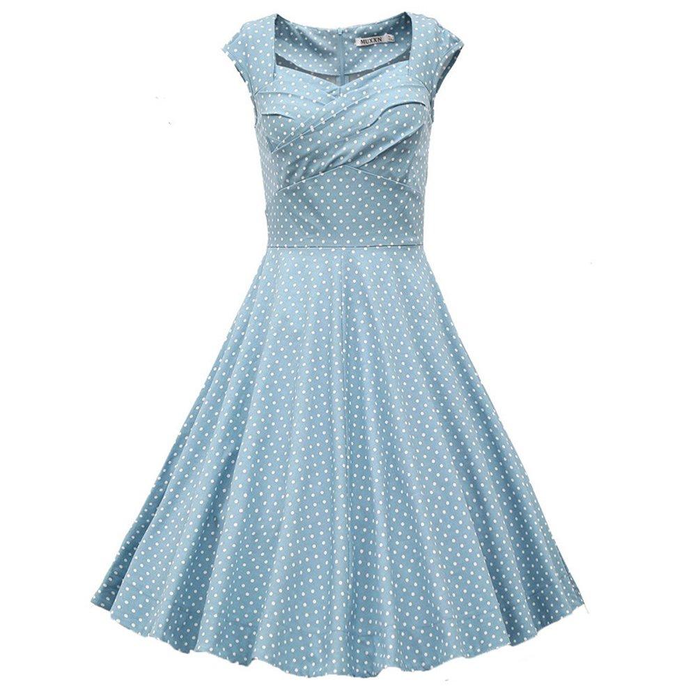 Amazon.com: Amstt Cocktail Dresses for Women party Vintage 50\'s ...