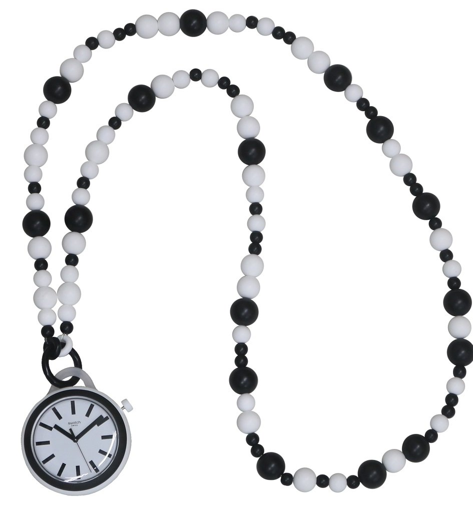 Swatch POPMOVING Necklace Ladies Watch PNW100N