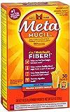 Metamucil - MultiHealth Fiber Singles Orange Smooth Sugar-Free - 30 x .21 Ounce Packets