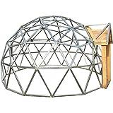 18 Foot Diameter Geodesic Dome Frame Kit